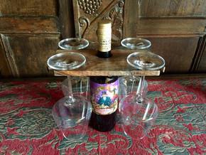 Wine Glass Stand