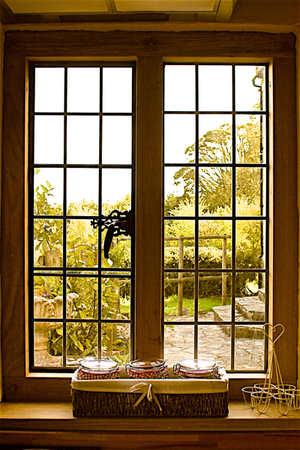 Traditional English Window