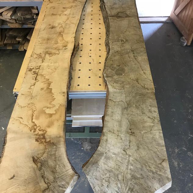 Chestnut 3m planks