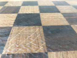 Unique chess board