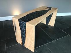 River Table-Desk No1 Epoxy Resin