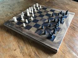 Epoxy Resin Chess board