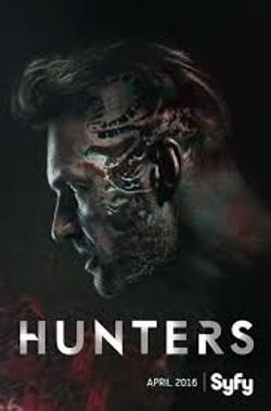 Hunters syfy