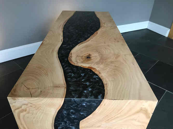 River Table Epoxy resin