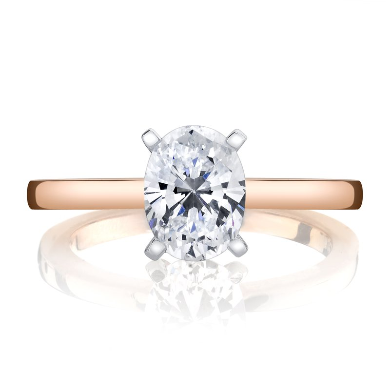 OVAL SOLITAIRE
