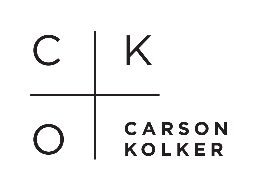 So excited to be joining the awesome team at Carson Kolker for Legit Representation