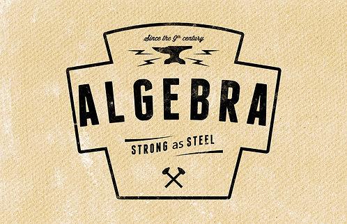 Forged Algebra