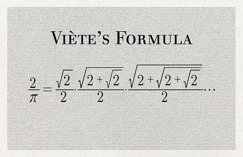 Viete's Formula