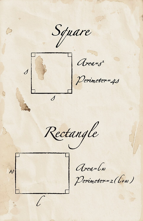Square & Rectangle