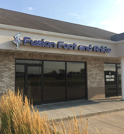Fusion Foot and Ankle Clinic in Waukee