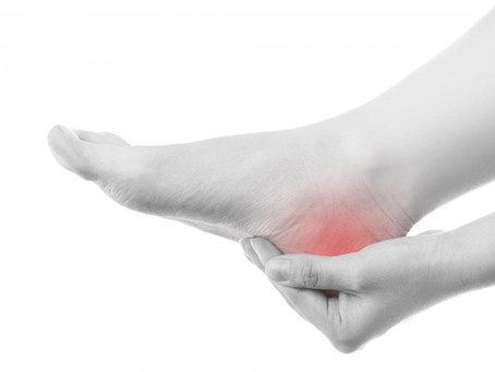 Are you suffering from heel pain?