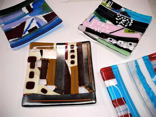 Zen Doodle Plates