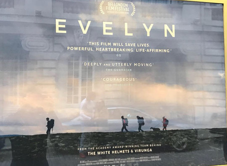 'Evelyn' Grierson Award nomination