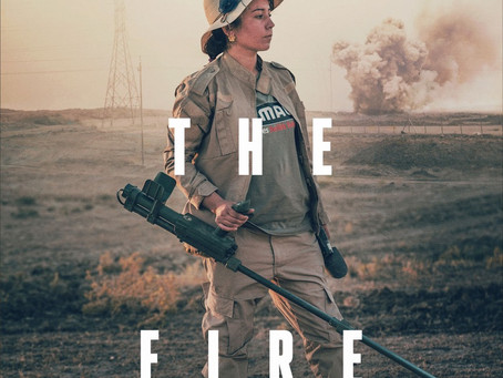 Critic's Choice Nomination for 'Into the Fire', directed by Orlando von Einsiedel