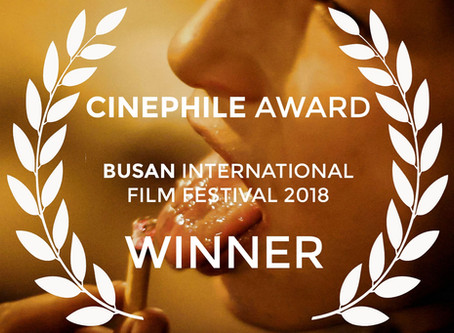 Bruce Lee & the Outlaw wins Cinephile award at Busan