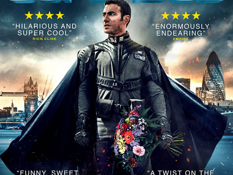 Superhero rom-com 'Superbob' is now available on Amazon