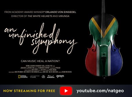 'An Unfinished Symphony'