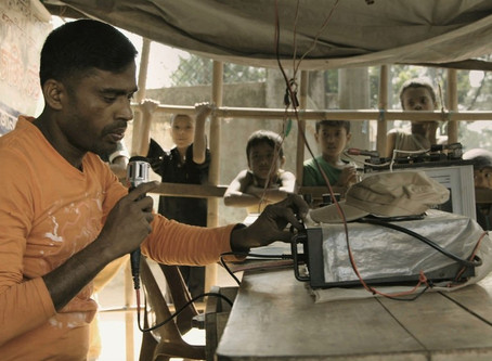 'Lost and Found' makes DocNYC & International Documentary Association Awards Short List