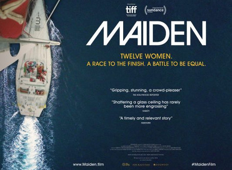 'Maiden' wins Virgin Media Audience Award at Dublin International Film Festival