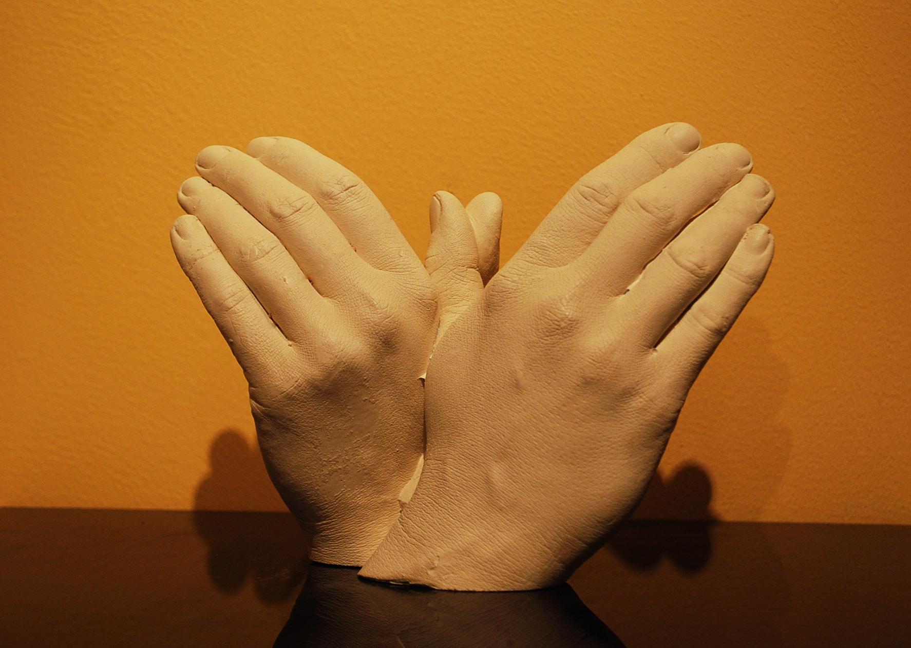 Gipshände