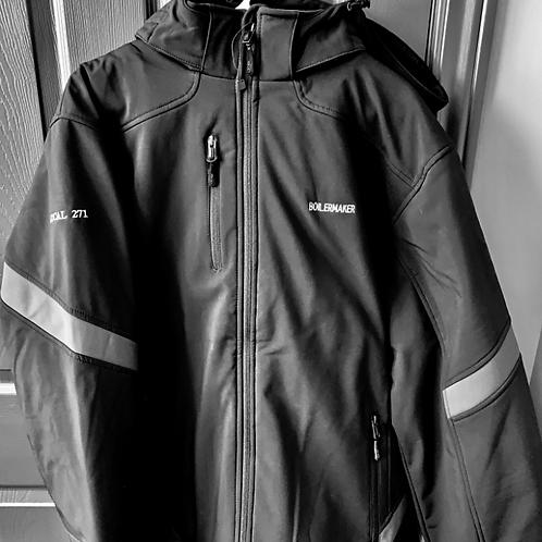 Manteau d' hiver possibilité avec logo dans le dos