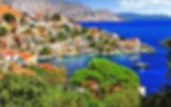Beautiful-Greek-islands-Symi-Dodecanese.