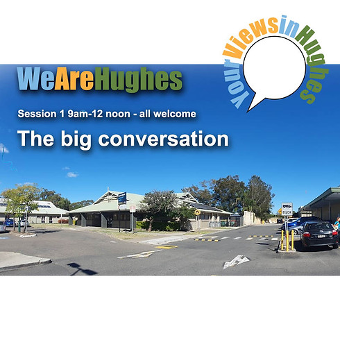 The big conversation - Session 1