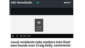 ABC Radio: Hughes residents create better politics