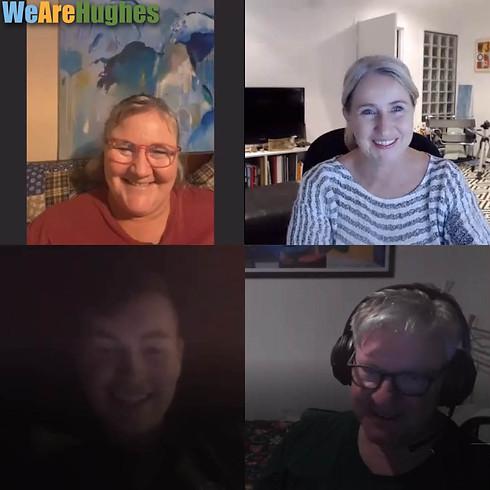 ZOOM COMMUNITY CONVERSATION