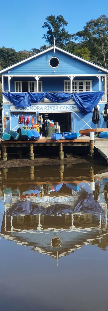 Woronora Boatshed