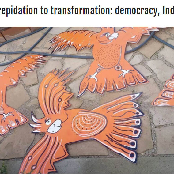 We Are Hughes -Democracy Indi Style!