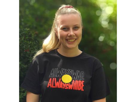 Meet Kirralee, a proud Aboriginal Woman. Celebrating NAIDOC 2020