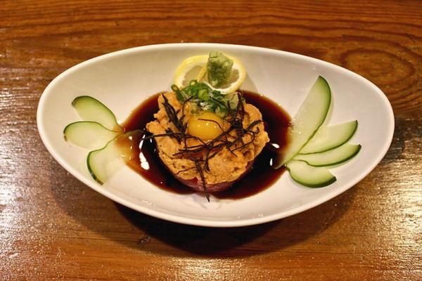Uni Tuna Tartar