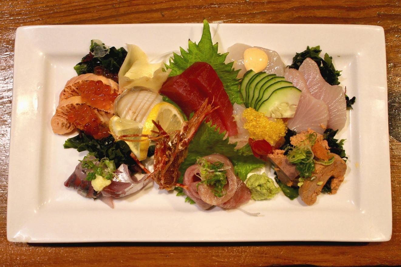 Chef's Choice Sashimi