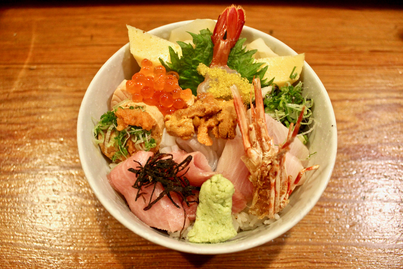 Chef's Choice Chirashi