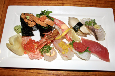 Chef's Choice Sushi