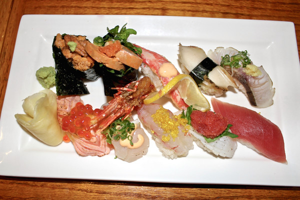 Chef's Choice Sushi