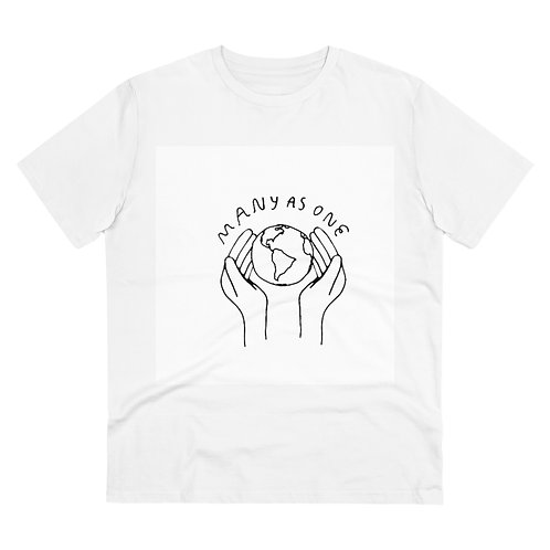 World in Our Hands T Shirt