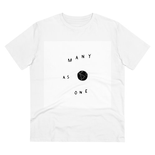 Many As One Earth T Shirt