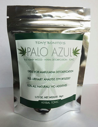 Tony Bonitos Palo Azul - (10) Pack Special