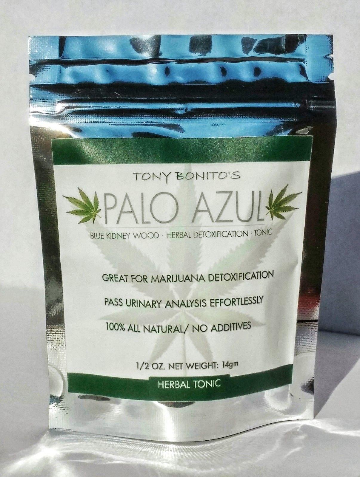 Pass A Drug Test - Palo Azul