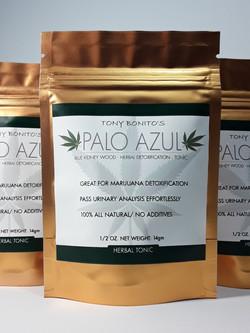 Tony Bonito's Palo Azul Gold Pack