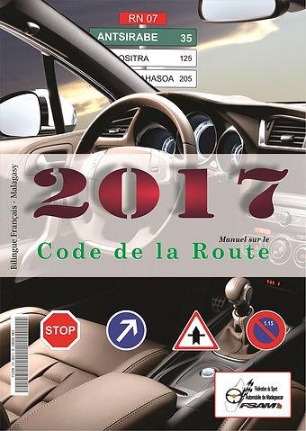 Manuel sur le Code de la Route edition 2017