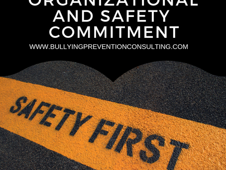 Organizational and Safety Commitment