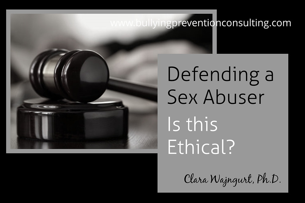 sexual assault, defense