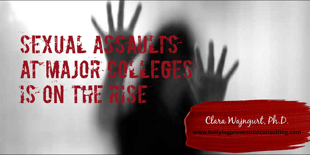 sexual assault, colleges, workplace bullying, bullying, safety, unsafe