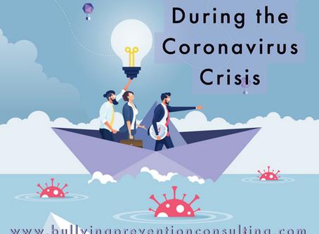 Leadership During the Coronavirus Crisis