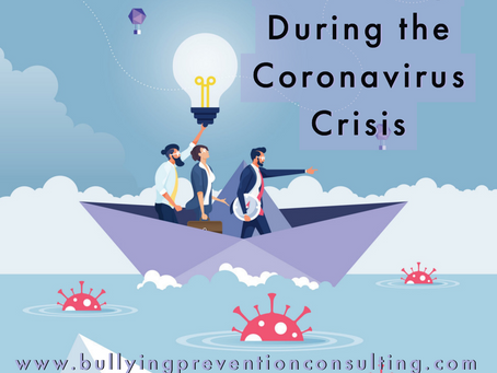 Leadership During the Coronavirus Crisis
