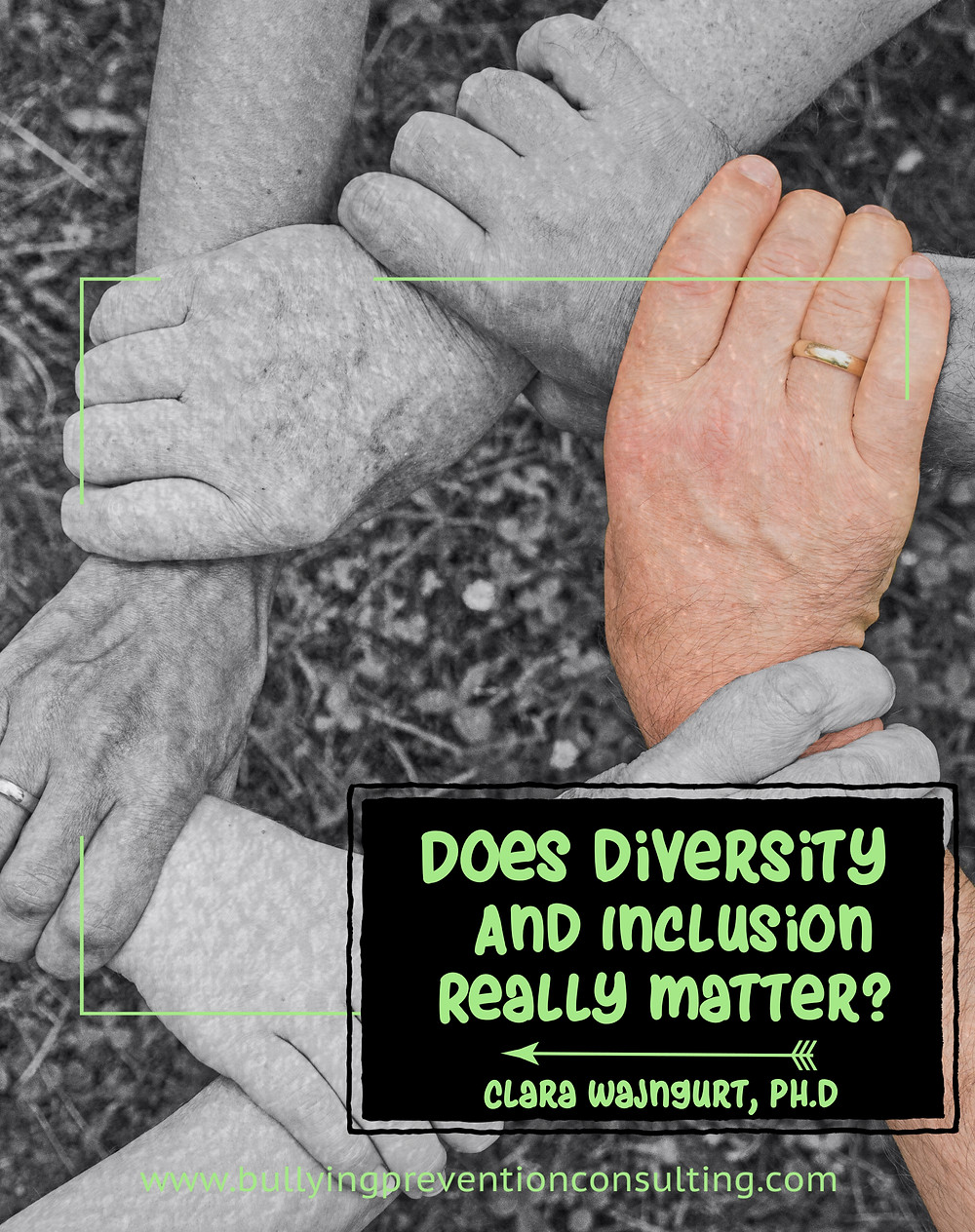 Inclusion, diversity, workplace culture