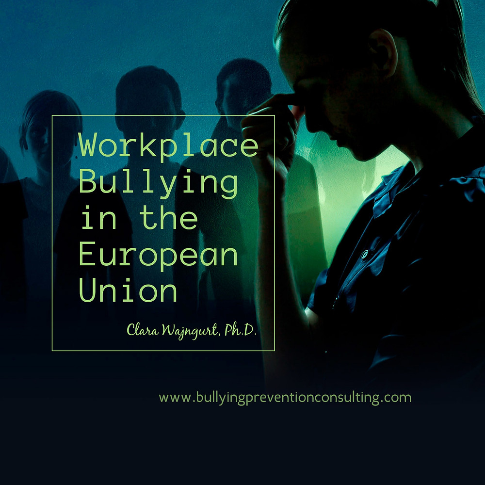 workplace bullying, europe,